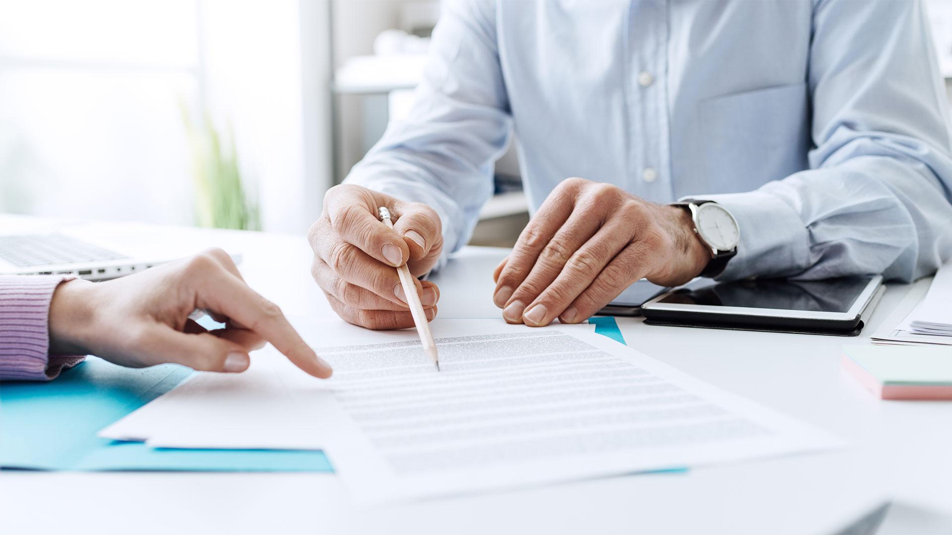 Gestione contratti